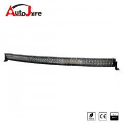 288W Curved LED Light Bar 38700 Lumen