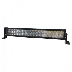 120W 4D LED Light Bar 16100 Lumen